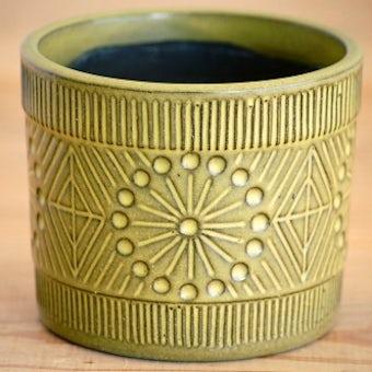 Upsala Ekeby/ウプサラエクビイ/Mari Simmulson/陶器の植木鉢の商品写真