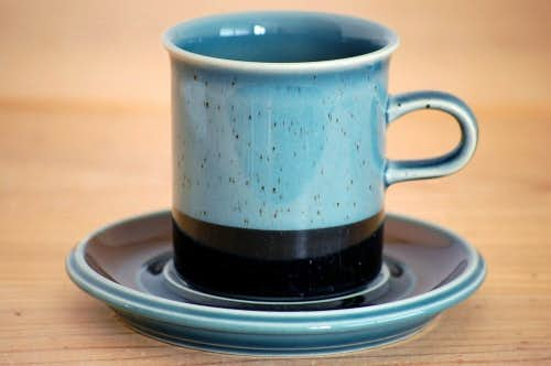 ARABIA/アラビア/MERI/コーヒーカップ&ソーサーの商品写真