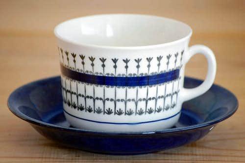 Upsala Ekeby/ウプサラエクビイ/SMIDE/ティーカップ&ソーサーの商品写真