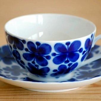 RORSTRAND/ロールストランド/MON AMIE/モナミ/コーヒーカップ&ソーサーの商品写真