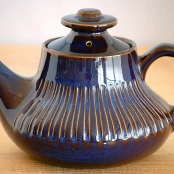Gefle/ゲフル/KOSMOS/コスモス/ティーポット(茶漉し付き)の商品写真