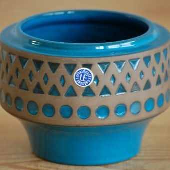 Upsala Ekeby/ウプサラエクビイ/Mari Simmulsonデザイン/空色の花瓶(器)の商品写真