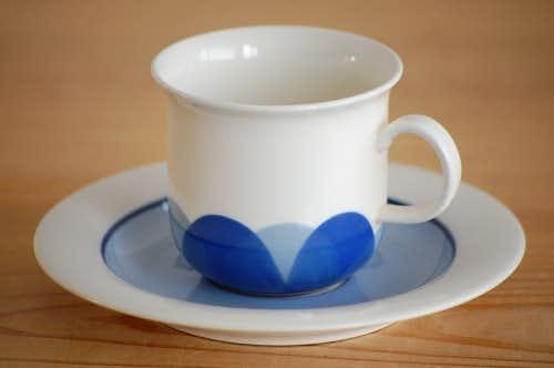 ARABIA/アラビア/Pudas Arctica/コーヒーカップ&ソーサーの商品写真
