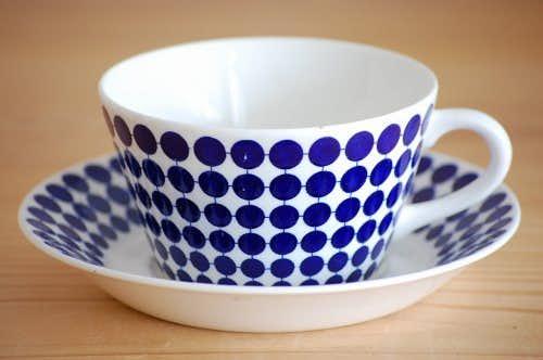 グスタフスベリ/GUSTAVSBERG/アダム/ADAM/ティーカップ&ソーサーの商品写真