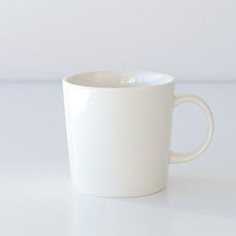 iittala/イッタラ/Teema/ティーマ/マグ 300ml/ホワイトの商品写真
