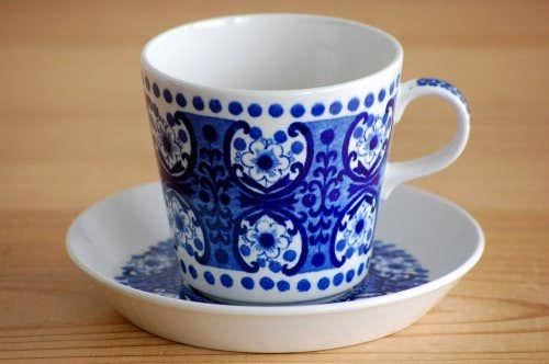 ARABIA/アラビア/ALI/Raija Uosikkinen/コーヒーカップ&ソーサーの商品写真