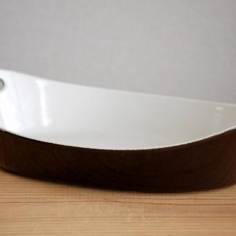 デンマーク/copco/コプコ社/オーブン皿(深皿)の商品写真