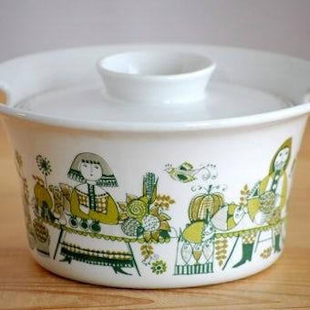 ノルウェー/FIGGJO/フィッギオ/Market/マーケット/陶器のキャセロール(小)の商品写真