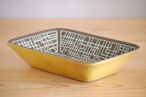 Upsala Ekeby/ウプサラエクビイ/幾何学模様が美しい器の商品写真