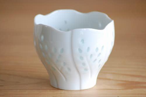 DANSK/ダンスク/陶器の小さなボウル(ホワイト)の商品写真