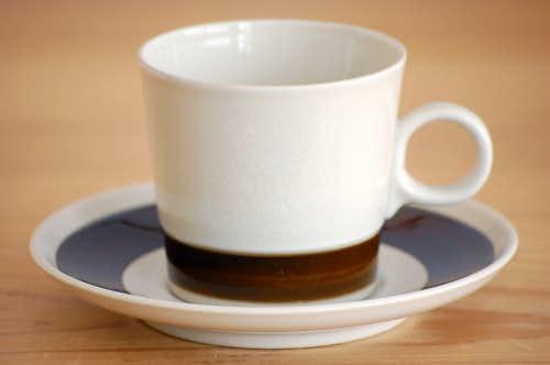 RORSTRAND/ロールストランド/FORMA/フォルマ/コーヒーカップ&ソーサー(少々難あり)の商品写真