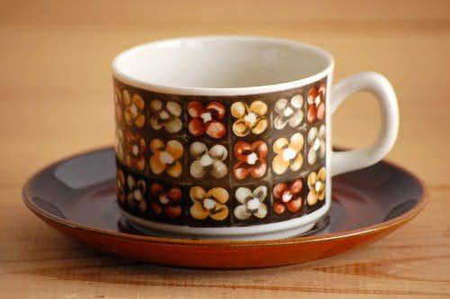 GEFLE/ゲフル/Mantilj/コーヒーカップ&ソーサーの商品写真