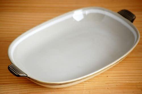 Rorstrand/ロールストランド/ENTRE/長方形プレート(深皿)の商品写真