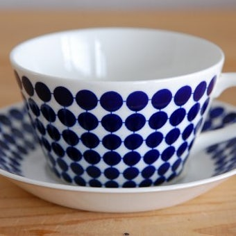 GUSTAVSBERG/グスタフスベリ/ADAM/ティーカップ&ソーサーの商品写真