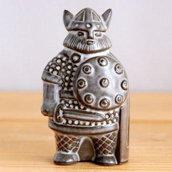 Upsala Ekeby/ウプサラエクビイ/バイキングの置き物の商品写真