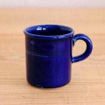 HOGANAS/ホガナス/ヴィンテージのミニカップ(ブルー)の商品写真