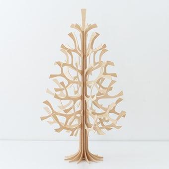 【取り扱い終了】フィンランド/lovi/ロヴィ/白樺のツリー(モミの木/ナチュラル30cm)の商品写真