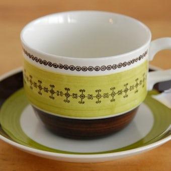 RORSTRAND/ロールストランド/MILANO/ミラノ/コーヒーカップ&ソーサーの商品写真