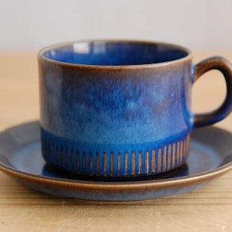 GEFLE(Upsala Ekeby)/ゲフル/KOSMOS/コスモス/コーヒーカップ&ソーサーの商品写真