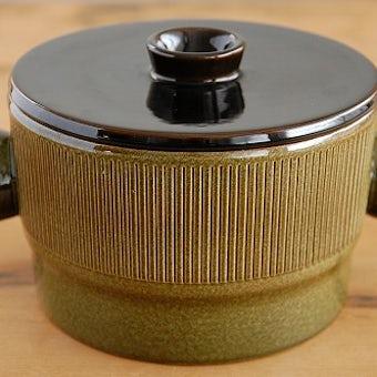 Upsala Ekeby/ウプサラ・エクビイ/ugnseldfast/陶器のキャセロールの商品写真