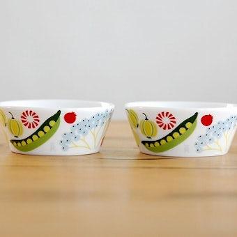 【次回入荷未定】Rorstrand/ロールストランド/Kulinara/クリナラ/ボウル(SS)2個セットの商品写真