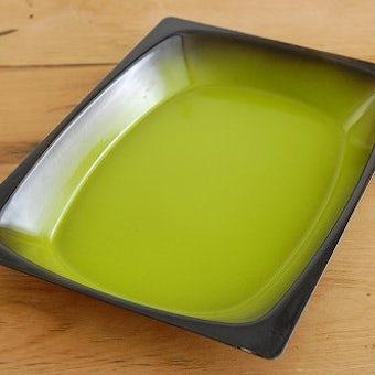 KOCKUMS/コクムス/1960年代/ホーロー製オーブン皿(グリーン、大)の商品写真
