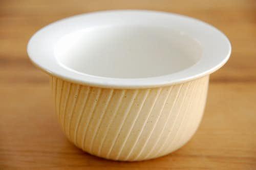 RORSTRAND/ロールストランド/Spisa/スピサ/陶器のボウル(ベージュ)の商品写真