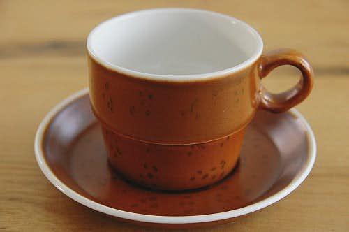GUSTAVSBERG/グスタフスベリ/COQ/コック/コーヒーカップ&ソーサーの商品写真