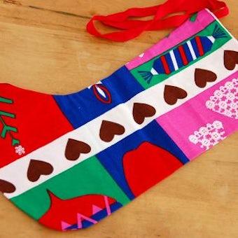クリスマスが待ちどおしい!スウェーデンで見つけた可愛い靴下オーナメントの商品写真