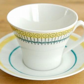 Upsala Ekeby/ウプサラエクビイ/DAISY/デイジー/ティーカップ&ソーサーの商品写真