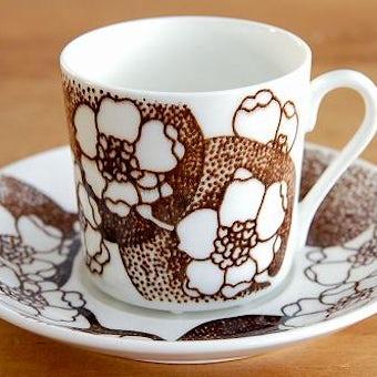 GUSTAVSBERG/グスタフスベリ/EMMA/コーヒーカップ&ソーサーの商品写真
