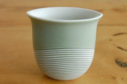 RORSTRAND/ロールストランド/ipe/若草色の小さな花瓶の商品写真