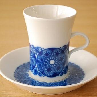 RORSTRAND/ロールストランド/Mobile/コーヒーカップ&ソーサー(少々難あり)の商品写真