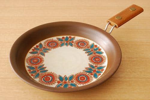 ノルウェー/FIGGJO/フィッギオ/NORGE/陶器のスキレットの商品写真