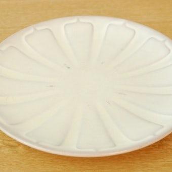 Upsala Ekeby/ウプサラエクビイ/陶器のプレート(ホワイト)の商品写真