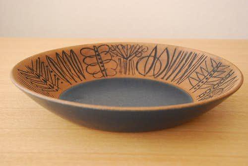 GUSTAVSBERG/グスタフスベリ/リサ・ラーソン/陶器の大皿の商品写真