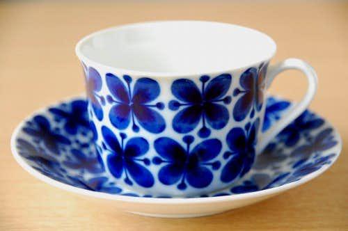 RORSTRAND/ロールストランド/MON AMIE/モナミ/ティーカップ&ソーサーの商品写真