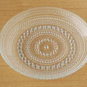 KASTEHELMI/カステヘルミ/ガラスのプレート(14cm)の商品写真