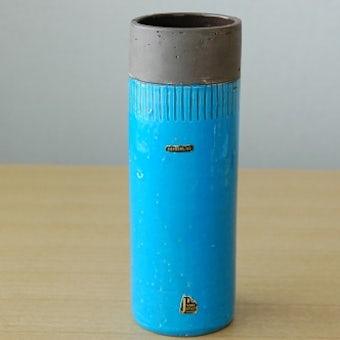 スウェーデン/JIE釜/陶器の花瓶(水色)の商品写真