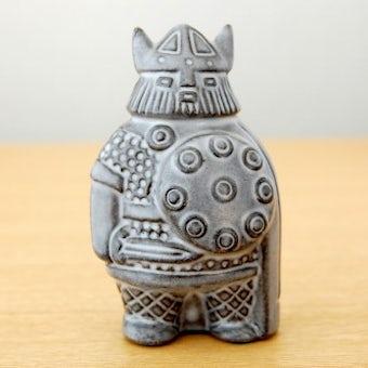 Upsala Ekeby/ウプサラエクビィ/陶器のバイキングのオブジェの商品写真