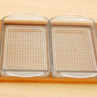 デンマークで見つけたオードブルセット(プラスティック製)の商品写真