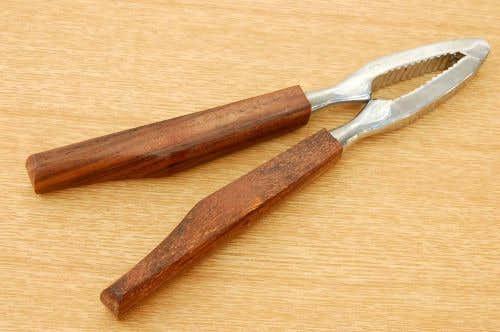 デンマークで見つけたくるみ割りの道具の商品写真