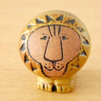 GUSTAVSBERG/グスタフスベリ/リサ・ラーソン/ライオンのオブジェ(小)の商品写真