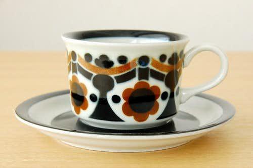 ARABIA/アラビア/riikka/コーヒーカップ&ソーサーの商品写真