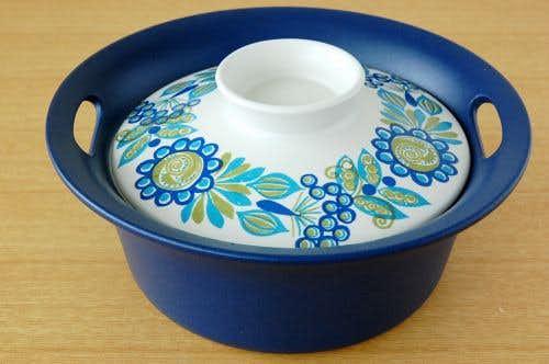 ノルウェー/FIGGJO/フィッギオ/VULCANUS/陶器のキャセロールの商品写真