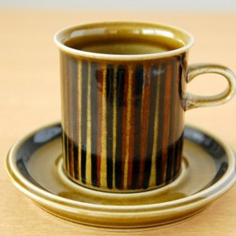 ARABIA/アラビア/KOSMOS/コスモス/コーヒーカップ&ソーサーの商品写真