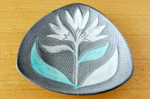 Upsala Ekeby/ウプサラエクビイ/Mari Simmulson/美しい絵皿の商品写真