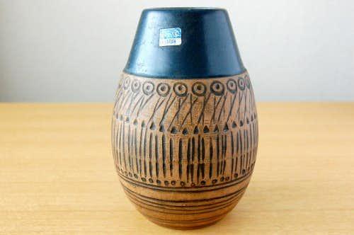 GUSTAVSBERG/グスタフスベリ/リサ・ラーソン/陶器の花瓶の商品写真