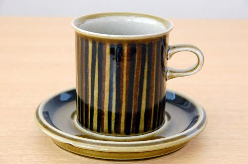 ARABIA/アラビア/KOSMOS/コスモス/コーヒーカップ&ソーサー(少々難あり)の商品写真