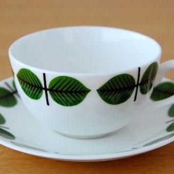 GUSTAVSBERG/グスタフスベリ/BERSA/コーヒカップ&ソーサーの商品写真